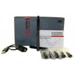 Электронная сигарета DSE 901 с кнопкой